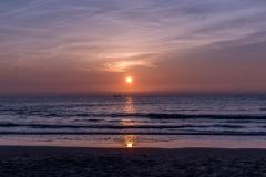 Strand Callantsoog zon